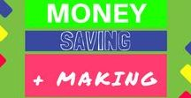 Money Saving And Money Making / Do you want to take full control of your personal finance? Are you looking for more ways to get money other than your 9-5 job? This board collects articles that are related to money saving and money making.