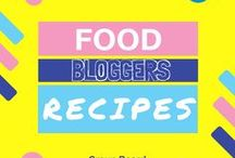 Food Bloggers' Proud Recipes / Amazing food recipes from amazing food bloggers. Breakfast, lunch, dinner, and dessert. To join this board, you need to  1) Follow me, follow this board and then send me your Pinterest page link 2) Pin no more than 5 times a day. Recipe long pins only. 3) Repin at least 1 pin for every 2 pins you pinned here. If you do not obey the rules, you might be removed without any notice.  Get a FREE recipe book today --> http://bit.ly/2vmFyNr