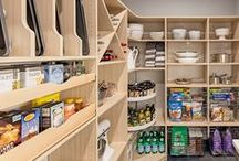 Pantry / Let today be the start of something new. And let that something new be a conversation with us about your beautiful, timeless, functional pantry!