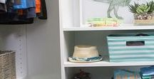 Kid's Closets / Big-time organization for the little ones in your life