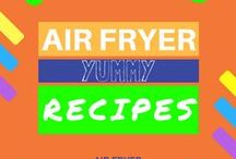 Air Fryer Recipes / The best air fryer recipes! Some are vegan recipes, mostly it is healthy quick recipes that I cannot find in  air fryer user manual.  Get a FREE airfryer recipe book today --> http://bit.ly/2vmFyNr