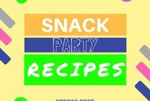 Snacks / Snacks recipes including snacks for kids, snacks healthy, snacks for party and snacks desserts. Tried and well-loved snacks recipes. Get a FREE recipe book today --> http://bit.ly/2vmFyNr