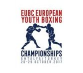 EUBC European Youth Championships, Antalya (TUR), 20/29 October 2017