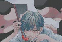 ~ ew ~ / I'm just littlebit psycho, sorry