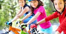 Cycling for Kids / Children love cycling - it's fast and fun, and gives them freedom and independence to get around. And you don't need to wait until your kids are old enough to ...