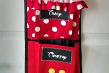 Fish Extender Inspiration / Disney Cruise Fish Extenders to hang on your stateroom.