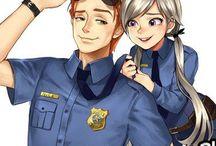 Judy & Nick (NUDY)