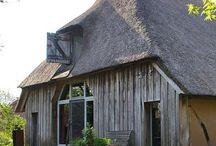 Ferien in einer historischen Bauernkate / Fotoimpressionen von Haus,  Interior und Garten  vom #Haus Steinautal