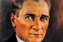 ATAM /  Mustafa Kemal Atatürk / First President of Turkey ❤️