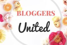 Bloggers United | Group Board / A group for bloggers to share their posts! All topics welcome. Invite other bloggers so we can grow! Family friendly pins. No pin limit, but repin 1 Pin for every 3 you pin so we can support each other. No spam, no ads. To request to join follow my profile HelpMamaMeditate and send me a private message.