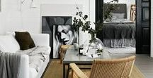 Interior Goals / Our interior decoration mood board; mainly inspiration with a few tips and tricks.