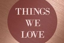 THINGS WE LOVE / Hi, I'm Daphne Bailey. I love designing, fashion, decor, beauty, Tumblr pics, holidays, health & fitness, accessories, traveling, & almost every rom-com book or movie. To those of u whom I'm collaborating with or asked to join this board, I'd like to say that I love your profile collection. It looks amazing & I'd love to come together to pin about things that inspire us. I hope we enjoy sharing each other's pins & ideas.