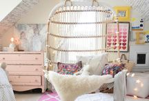 // r o o m s // / Rooms ideas for kids, teenagers and adults.