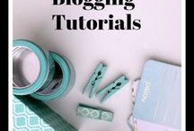 **Blogging ~ Tutorials** / This board contains pins offering tutorials about blogging.