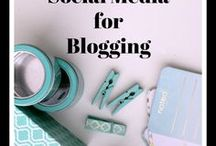 **Blogging ~ Social Media** / This board contains pins regarding social media tips and techniques for bloggers.
