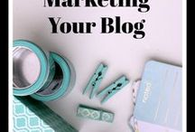 **Blogging ~ Marketing** / This board contains pins related to making money with a blog.