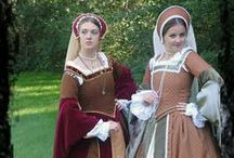 The Capadore Project (Tudor Gowns) / by Angelica Lindholm