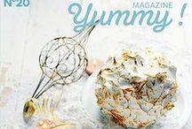 Magazine de cuisine online / Tous les numéros de Yummy Magazine