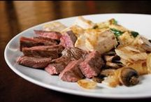 Benihana Monthly Chef's Specials / Each month, participating Benihana locations feature a monthly Chef's Special for two people and for one person. Chef's Special entrées are served with Benihana onion soup, Benihana salad, hibachi shrimp appetizer, hibachi vegetables, homemade dipping sauces, steamed rice and Japanese hot green tea.