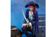 Pirate Costumes / Drink up me hearties, yo ho! (Just make sure it's fruit punch in your cup.)