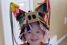 Halloween, Karneval, Fasching - Kostüme für Kinder