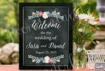 Rustic & Vintage Wedding: Detail Inspiration / Rustic, Vintage, & Barn Wedding inspiration / by SJWonderlandz