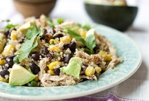 Whole Food Recipes / Healthy, wholesome food inspiration.