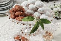 Greek Sweets & Greek Coffee / Sweets- Cakes - Coffee of Greece and coffee grounds readings / by Vetta Kelepouris-Bailey