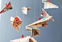 Windspiele / Der neue Trend heisst Upcycling. Und für Windspiele liegt es auf der Hand, den ganzen Krimskrams für etwas Schönes zu nutzen!