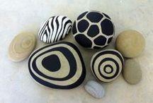 Bunte Steine / Painted Stones