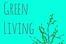 Vegan & Green Living / by Becky Robinson