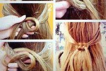 Hair Ideas / by Erin Harrington