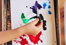 Crazy Kid's Art