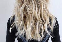 hair mess.