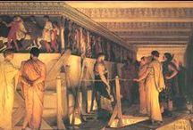 Greek Ancient Arts & Architecture / Greek Archaeological Arts