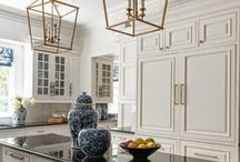 Kitchen Inspirations / Kitchens I love- all styles, shapes & sizes! / by Alexis Fallon