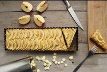 Buzz d'octobre - Pomme OU brocoli / Recettes à base de pomme OU de brocoli proposées pour les Buzz d'octobre dans Yummy Magazine N°19