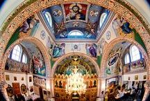 Greek Orthodox Churches & Monasteries / The Mystique & Beauty of the Original Church / by Vetta Kelepouris-Bailey