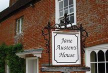 Jane Austen ... / by Amelia Jacobs
