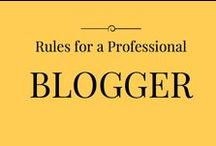 Blogging Tips and Tricks / Ideas from around the web for those looking to start a personal blog