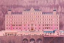 F_ The Grand Budapest Hotel / You see? There are still faint glimmers of civilization left in this barbaric slaughterhouse that was once known as humanity. Indeed that's what we provide in our own modest, humble, insignificant - (sighs deeply). Oh fuck it.