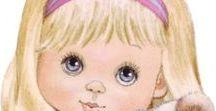 infantil / imagenes para pintar cuadros infantiles, especialmente niños