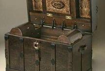 Antike Historische Schlüssel Schlösser