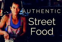 Street Food / A board about authentic and delicious Street Food all around the world. There is no better way to experience the local way of living than to eat where they eat.
