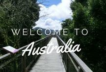 Australia / Australia has it all. From rainforests to deserts, from high mountains to vast outback. I spent 6 months in this amazing country and I'm sure there is stuff for a whole lifetime to explore. This board shows the variety of Australia.