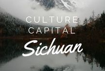 Sichuan Food and Culture / Sichuan Region is known as Chinas food and culture capital. There is a huge variety of landscapes, from dense forests to high mountains.