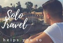The Best Travel Guides / A summary of the most interesting,infomercial and useful travelblogs. If you're looking for some inspiration or help on how to get along, this is your place to look for!