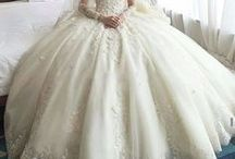 wedding & expensives dresses