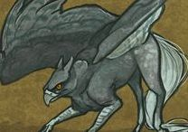 Gryphon/hippogriff