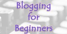 Blogging for Beginners / A group board for all of the helpful tips and tricks all newbie bloggers should know.  Follow The Typing Nurse on Pinterest and email elora@TheTypingNurse.com if you would like to join.